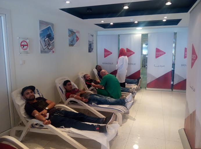 حملة التبرع بالدم