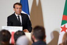 ماكرون يتابع الوضع في الجزائر على خلفية مسيرات مناهضة للعهدة الخامسة